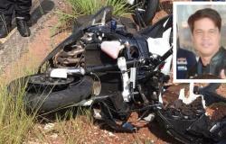 Engenheiro morre em acidente de moto na Estrada de Chapada