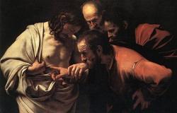 Jesus aparece as onze A incredulidade de Tomé Lc.24:33-43