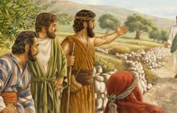 Outro testemunho de João Batista Jo 3,31-36