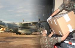 Exército envia 8.000 doses de Cloroquina para tratamento do Coronavírus no Acre
