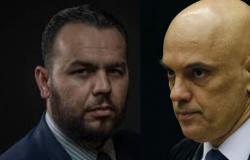 Deputado Gil Diniz vai protocolar impeachment do Ministro do STF Alexandre de Moraes