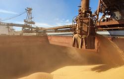 Brasil dobra exportações de soja do Porto de Paranaguá em maio