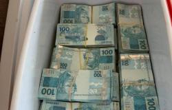 PF encontra R$ 750 mil na casa de secretario do Pará