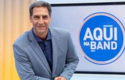 Band retira Luís Lacombe da programação