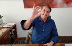 'Tomando a 3ª dose da hidroxicloroquina', diz Bolsonaro