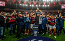 Flamengo vence o Fluminense e conquista o título carioca