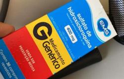 Covid-19: Prescrição de hidroxicloroquina aumenta mais de 800%