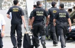 PF nas ruas em operação contra fraudes em recursos do coronavírus