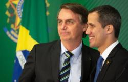Brasil renova compromisso com Guaidó da Venezuela