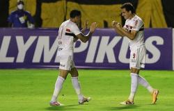 Pablo marca, São Paulo bate Sport e volta a vencer no Campeonato Brasileiro