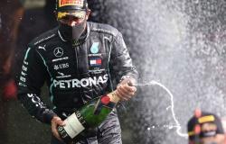 Hamilton vence GP da Bélgica