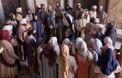 Cura de um endemoninhado Mc.1:23-28 e Lc 4,31-37
