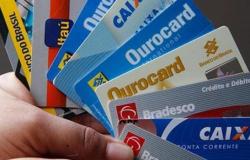 Cartões de crédito em uso no país chegaram a 123 milhões em 2019