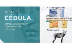 Nota de R$ 200 entra em circulação hoje