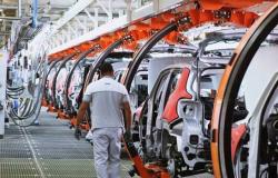 Indústria reage pelo terceiro mês seguido e cresce 8% em julho
