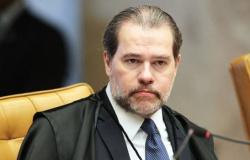 Toffoli nega recurso e mantém Witzel afastado do governo do RJ