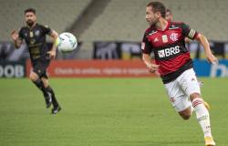 Sem inspiração, Flamengo é derrotado pelo Ceará no Castelão