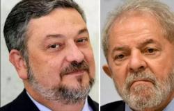PGR pede reinclusão da delação de Palocci em processo contra Lula