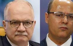 Fachin rejeita pedido de Wilson Witzel para voltar ao cargo de governador do Rio