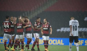 Foto: Alexandre Vidal/Flamengo/Direitos Reservados