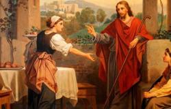 Marta e Maria  Lc 10,38-42