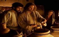 As bodas em Caná: a água feita vinho Jo 2,1-11