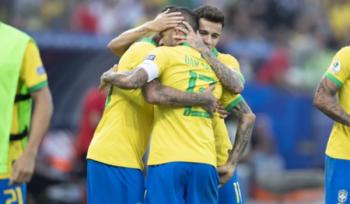 Seleção Brasileira Foto: Lucas Figueiredo/CBF