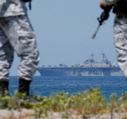 Chefe das Forças Armadas filipinas: situação no Mar da China Meridional está 'muito tensa'