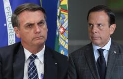 Bolsonaro rebate Doria e diz que governo federal não obrigará vacinação contra covid-19