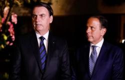 Doria faz apelo a Bolsonaro por vacina chinesa contra a Covid