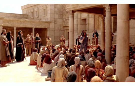 O grande mandamento Mc.12.28-34. Lc.10.25-27 e Mt 22,34-40