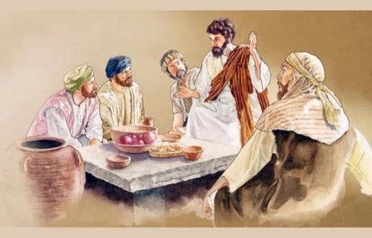 Parábola do grão de mostarda e o fermento Mt.13:31-33 e Lc 13,18-21