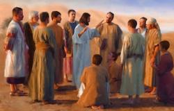 Eleição dos doze Mt.10:1-4 e Lc 6,12-19