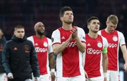 Ajax sofre surto de covid-19 na véspera de jogo da Liga dos Campeões