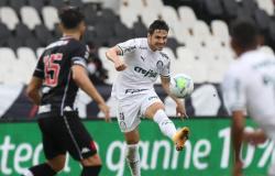 Palmeiras bate Vasco na estreia de Abel Ferreira pelo Brasileiro e vence a sexta seguida