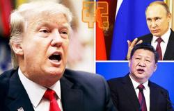 China e Rússia vão aguardar resultados oficiais nos EUA