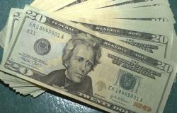 Dólar aproxima-se de R$ 5,48 com impasse sobre pacote americano