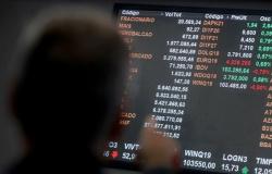Bolsa fecha acima de 110 mil pontos pela primeira vez desde fevereiro
