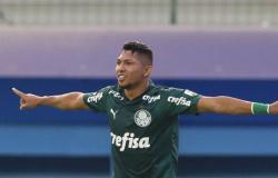 Com Rony decisivo, Palmeiras bate Delfin e abre vantagem para avançar às quartas