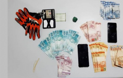 Jovens de Marcelândia são presos em Santa Helena por Trafico de Drogas