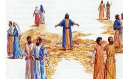 A missão dos setenta discípulos - Lc 10,21-24