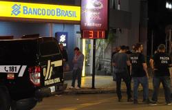 Bandidos teriam levado R$ 80 milhões no assalto em Criciúma