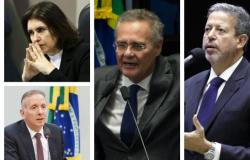Saiba quem são os candidatos à presidência da Câmara e Senado