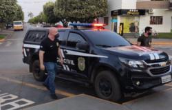 Polícia faz operação contra quadrilha que invadiu mineradora