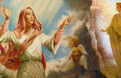 Anúncio do Nascimento de Jesus Lc 1,26-38