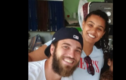 Casal que esteve em Marcelândia morre em gravíssimo acidente na BR 163 envolvendo dois veículos; eles eram ocupantes do Civic
