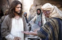Cura de um leproso Mt.8:1-4 e Lc 5,12-16