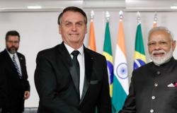 Em carta, Bolsonaro pede à Índia que acelere envio de vacina contra covid-19