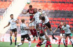 Flamengo perde para o Ceará no Maracanã e se complica no Brasileirão