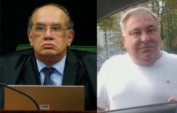 """Gilmar suspende inquérito de desembargador da """"carteirada"""""""